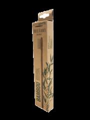 Superwhite Bambu hammasharja 1 kpl