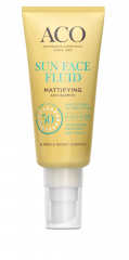 ACO SUN Face Fluid spf 50+ Mattifying 40 ml