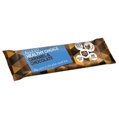 Allevo HC Bar CaramelChocolate 35 g