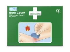 Cederroth Burn Cover-palovammalaastari 10 kpl