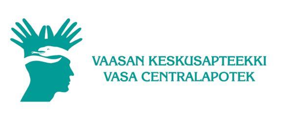 Vaasan keskusapteekki logo